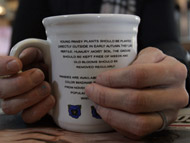 More Canadians are talking about their pensions over their morning cup of coffee.